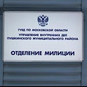 Отделения полиции Новоаннинского