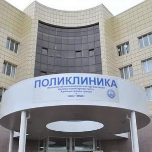Поликлиники Новоаннинского