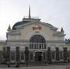 Железнодорожные вокзалы в Новоаннинском