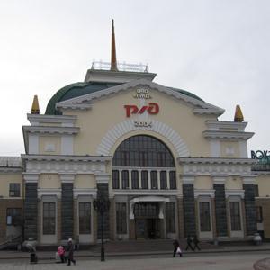 Железнодорожные вокзалы Новоаннинского